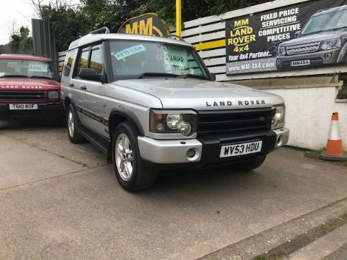 ***SOLD***Discovery TD5 GS 7 Seater 2003***SOLD***